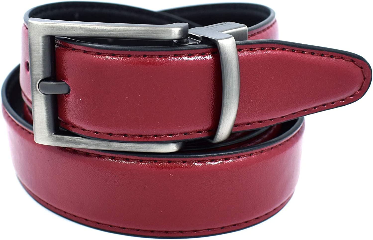 Men's Solid New Shipping Free Ranking TOP17 Leather Belts Available -20 Colors