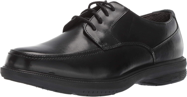 Nunn Bush Men's Morley St. Wp Oxford,black smooth,13M