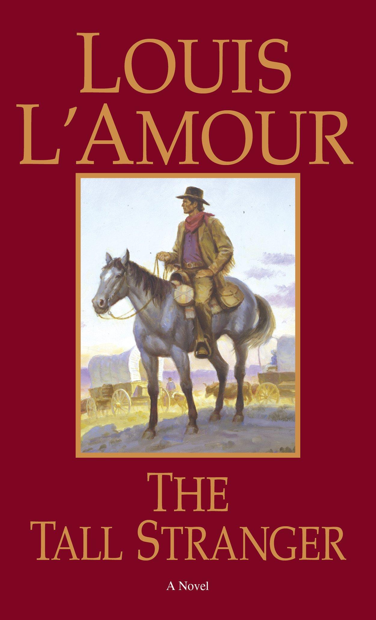 The Tall Stranger: A Novel