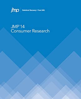 JMP 14 Consumer Research (English Edition)