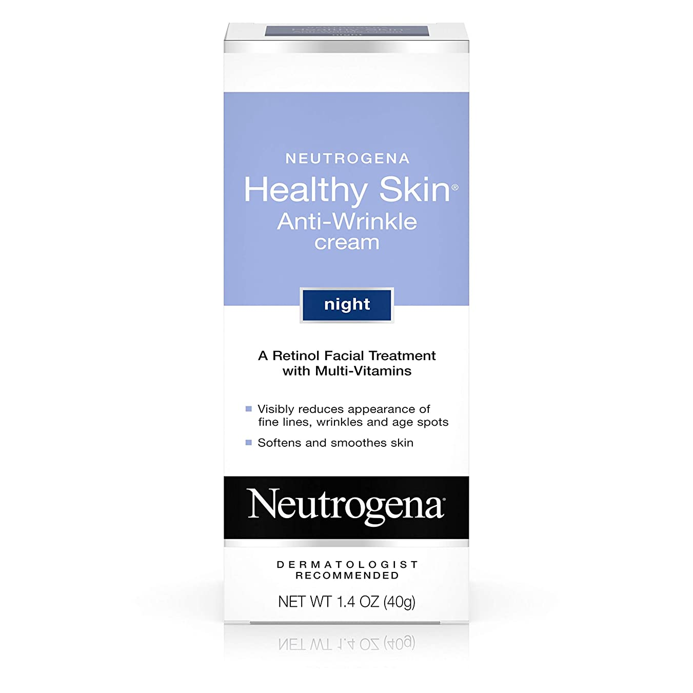 裏切り者外向き自伝Neutrogena healthy skin anti wrinkle cream, original formula - 1.4 oz (並行輸入品)