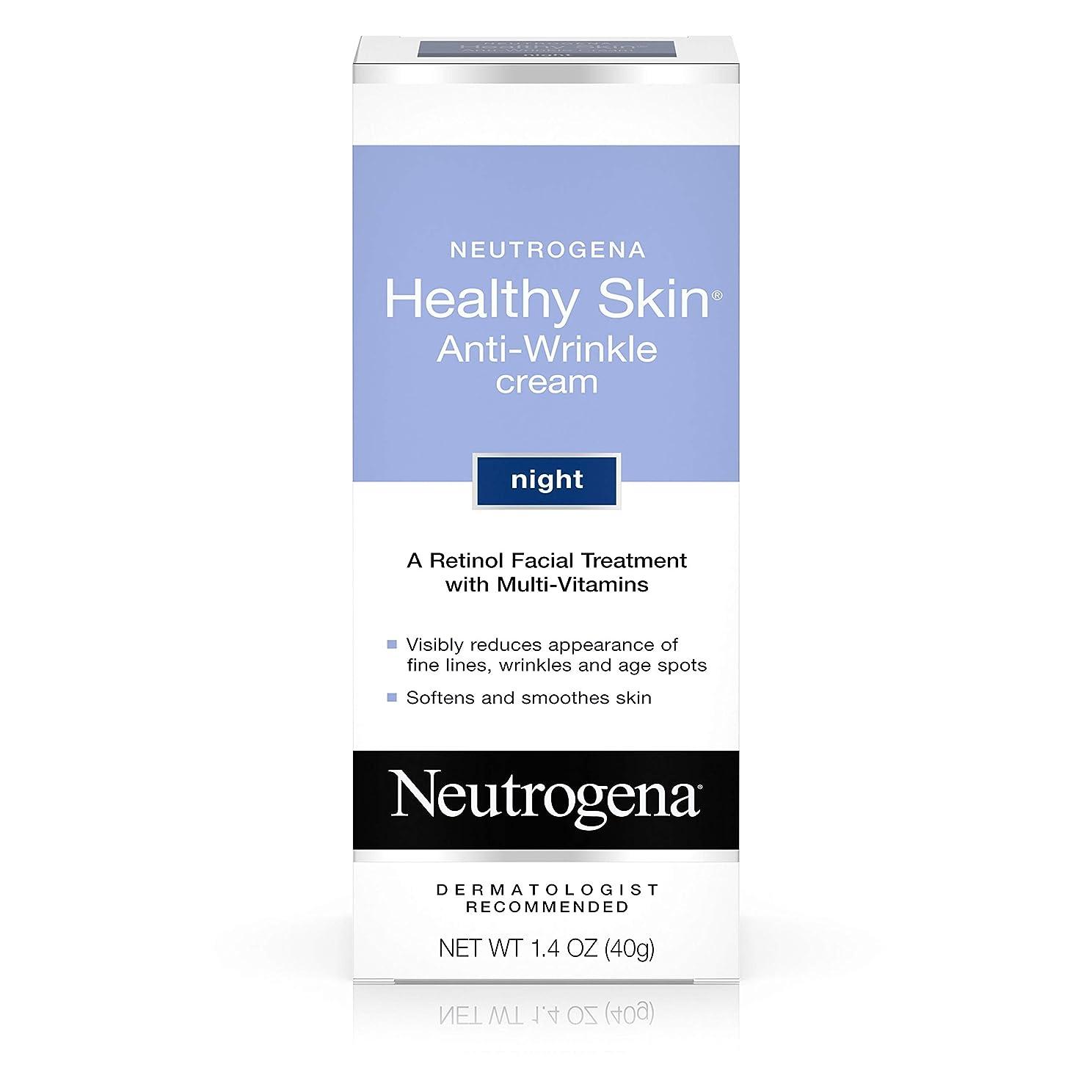 元気な拳スイNeutrogena healthy skin anti wrinkle cream, original formula - 1.4 oz (並行輸入品)