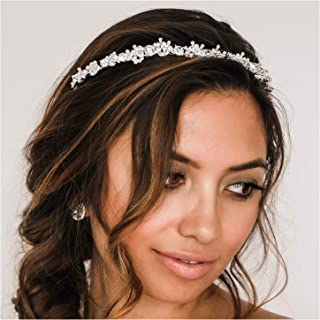 headband jewelry for wedding