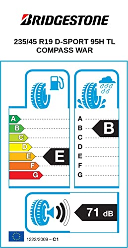 Bridgestone Dueler H P Sport 235 45r19 95h Sommerreifen Auto