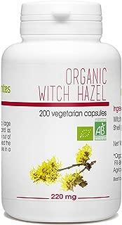 Witch Hazel - Hamamelis Organic 200 Vegetarian Capsules 220 mg