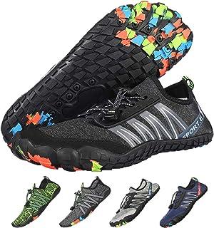 11ceee3b53e16 Camfosy Chaussures Aquatiques Hommes Femmes