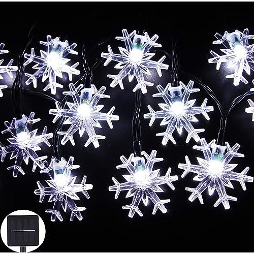 detailed look a4d44 eb51c Solar Christmas Decorations: Amazon.com