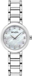 Bulova 98P158 Reloj Diamantes para Mujer