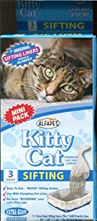 Kitty Cat Original Sifting Litter Box Liners Extra Giant Size 3 Count