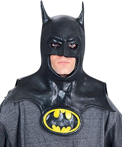 más descuento Rubies 's oficial Batman máscara con capucha accesorio, disfraz disfraz disfraz de adultos Talla única  Tienda 2018