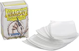 Dragon Shield Protective Card Sleeves (100 Count), White