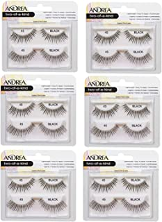 Andrea False Eyelashes Strip Lash Twin Packs, Two of a Kind 45