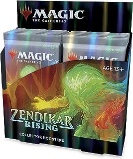 ウィザーズ・オブ・ザ・コースト MTG マジック:ザ・ギャザリング ゼンディカーの夜明け コレクター・ブースターパック 英語版 12パック入り(BOX)