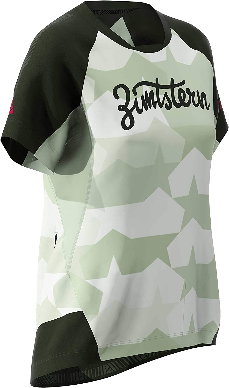 Zimtstern Damen Techzonez Shirt Ss WMNS MTB-Shirt