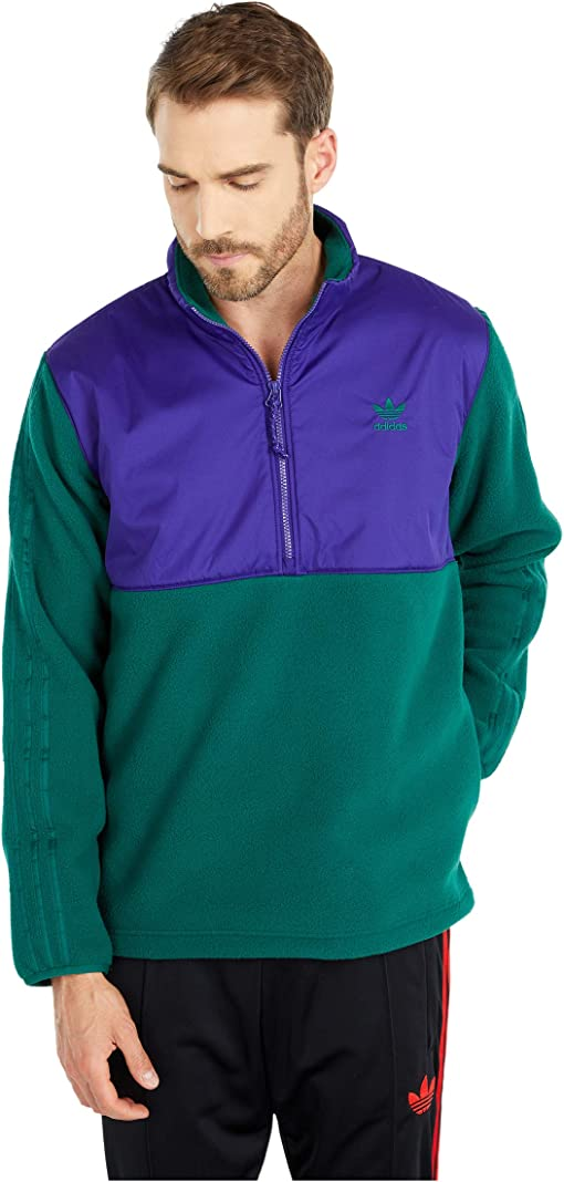 Collegiate Green/Collegiate Purple