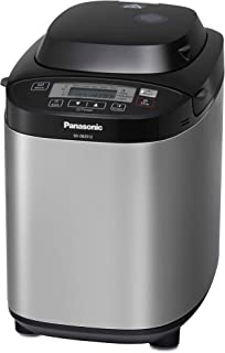 Panasonic SD-ZB2512KST Fully Automated Bread Maker with Jam Making Mode, Stainless Steel