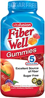 Vitafusion Fiber Gummies, 220Count