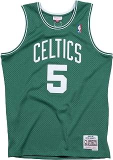 Mitchell & Ness Boston Celtics Kevin Garnett Swingman Jersey