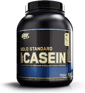 Optimum Nutrition Gold Std 100% Casein Chocolate Supreme, 4Lbs(4/Cs)