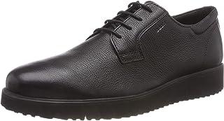 Geox U New Pluges E, Zapatos de Cordones Derby Hombre