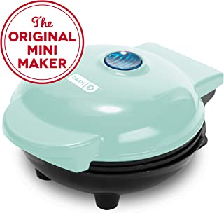 Dash Mini Maker: The Mini Waffle Maker Machine for Individual Waffles, Paninis, Hash..
