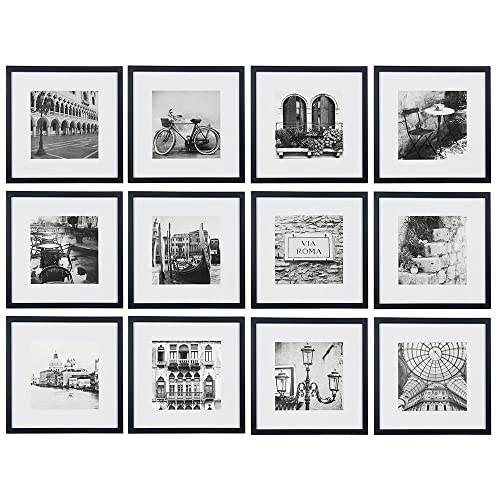 Square Wall Hanging Picture Frames Amazoncom