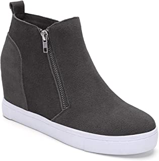 minnetonka hidden wedge boot