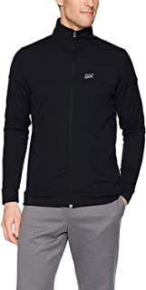 Finz Lycra Dryfit Sports Jackets for Men - Gym Cricket Sports Casual Running - Full Front Zip Comfortable