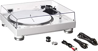 Pioneer Pro DJ White (PLX-500-W) (Renewed)