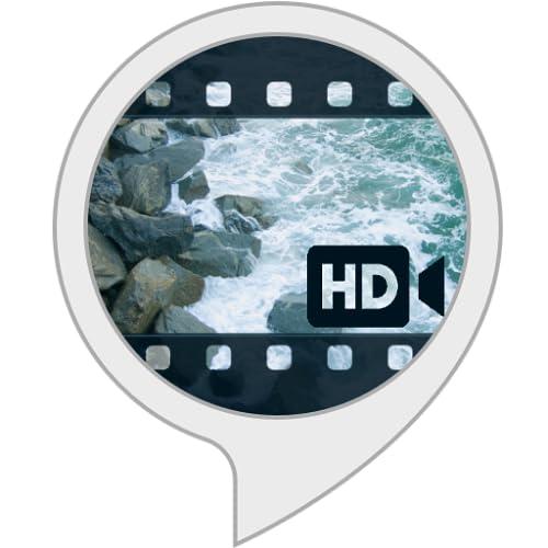 Ambient Visuals: Ozeanwellen