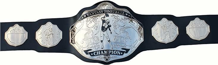 Undisputed Belts Fantasy Football Championship Belt Trophy Prize - Spike