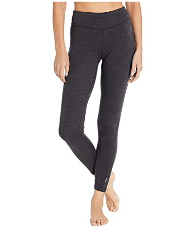 Smartwool Merino 250 Base Layer Bottoms (Charcoal Heather) Women