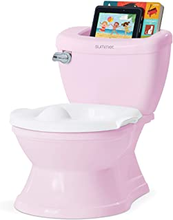 Summer Infant My Size Potty with Transition Ring & Storage, Pink