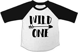 1st Birthday Shirt 1st Birthday Gift Wild One Shirt