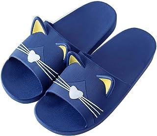 Chaussons Mules Garçon Sabots Tongs sandales femmes plates Fille Pantoufles de Bain Mixte Enfant Chaussures pour piscine A...
