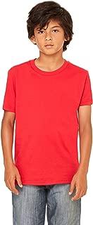 Bella + Canvas Youth Jersey Short-Sleeve T-Shirt
