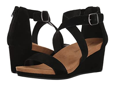 Lucky Brand Kenadee (Black) Women