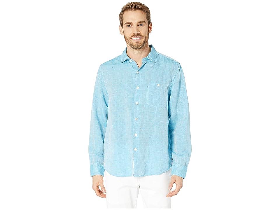 Tommy Bahama - Tommy Bahama Beach Breaker Sand Linen Shirt