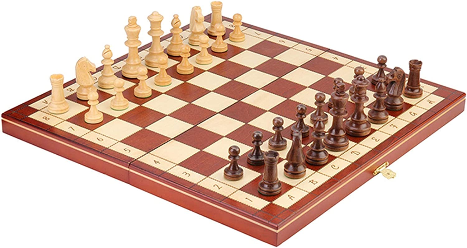 LIUMANG International Outlet ☆ Free Shipping Chess Magnetic Solid Selling and selling High-end A Wood