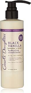 Carol's Daughter Black Vanilla Moisture & Shine Hydrating Conditioner, 12 Fl Oz
