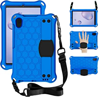 TabPow Kids Case for Samsung Galaxy Tab A 8.4 Case 2020 T307,Kidsproof Tablet Cover with Shoulder Strap and Stand, Hand Gr...