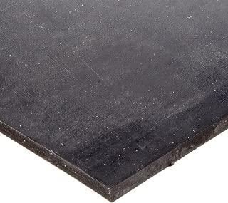 Buna-N Sheet Gasket, Black, 1/8
