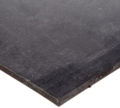 Buna N Sheet Gasket Black 1 16 Thick 12 12 Pack Of 1 Amazon Com Industrial Scientific