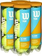 Wilson Prime All Court Tennis Balls