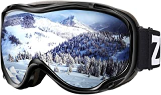 ZIONOR Lagopus Ski Goggles - Snowboard Snow Goggles for Men Women Adult Youth