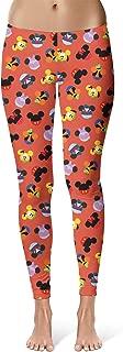 Rainbow Rules Mickey & Friends Mouse Ears Disney Inspired Sport Leggings - Full Length, Mid/High Waist