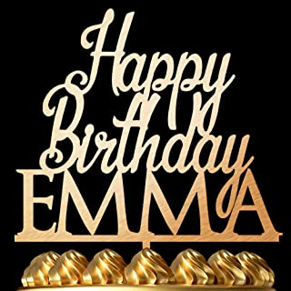 CUSTOM Edible Image Topper Birthday Icing Cupcake Favors Decoration Fondant Party Personalized Customize Cake Frosting