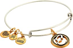Alex and Ani Initial E Charm Bangle