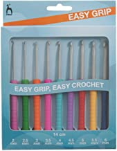 PONY Easy Grip Crochet Hook Set