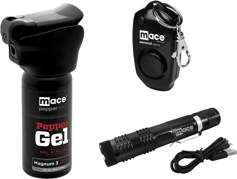 mace Brand Dorm Genuine Room Essential Bran Kit – El Paso Mall Security Includes